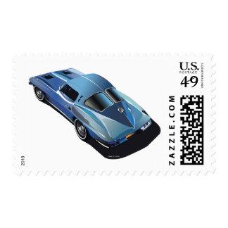 63_Split Window_Blue Postage