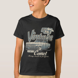 63comet-vintage T-Shirt