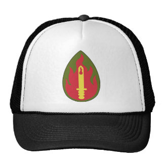 63rd Infantry Division Trucker Hat