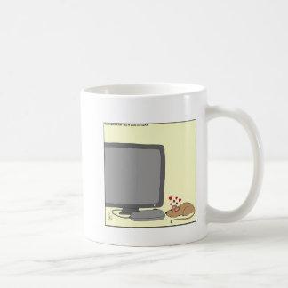 640 mouse love cartoon coffee mug