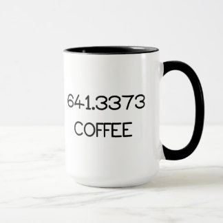 641.3373 Coffee Mug