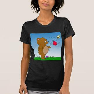 643 bee pops bears balloon cartoon T-Shirt