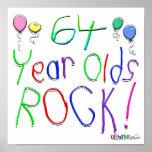 ¡64 años de la roca! poster