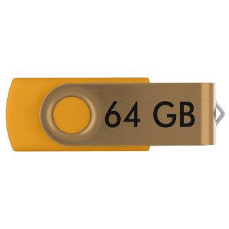 64 GB Flashdrive 3.0 (Gold) USB Flash Drive