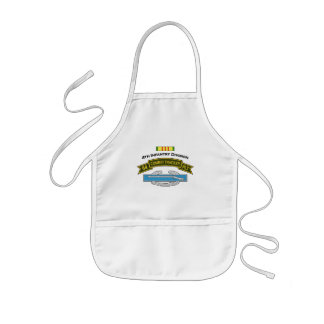 64th IPSD - 4th Infanttry Kids' Apron