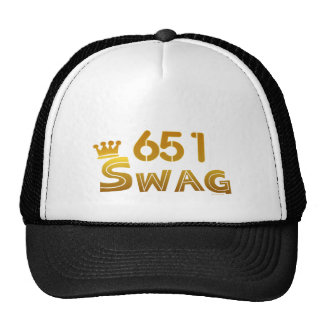 651 Minnesota Swag Trucker Hat