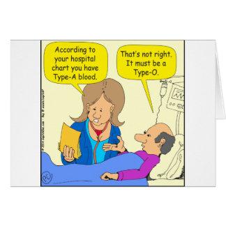 659 type-o cartoon card