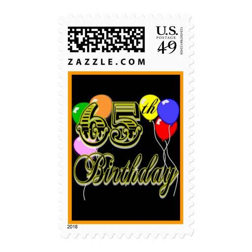 65.a mercancía feliz del cumpleaños envio
