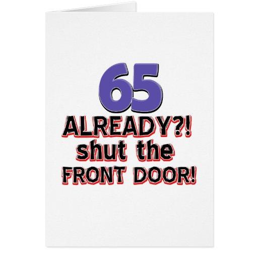 65 already shut the front door card zazzle for 1 2 shut the door