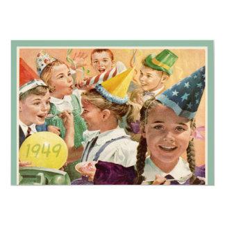 65.as memorias retras 1949 de la niñez de la anuncio