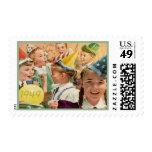 65.as memorias retras 1949 de la niñez de la sellos