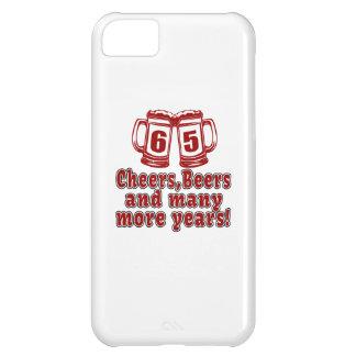 65 Cheers Beer Birthday iPhone 5C Case