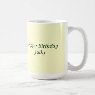 65 floral milestone mug 65th birthday anniversary