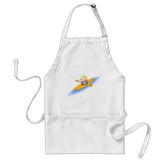 65_girl_paddler adult apron