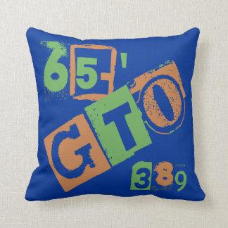 65' GTO 389 PILLOW