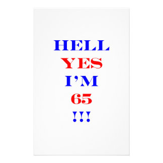 65 Hell yes Stationery Design