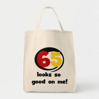 65 miradas tan buenas en mí camisetas y regalos bolsa tela para la compra