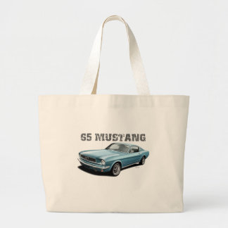 '65 Mustang Canvas Bags