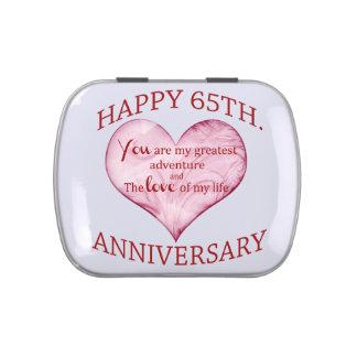 65.o. Aniversario Latas De Caramelos