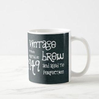 65.o Brew 1949 del vintage del cumpleaños o Taza