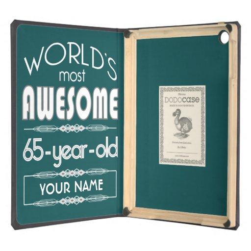 65.o Del cumpleaños de los mundos verde oscuro