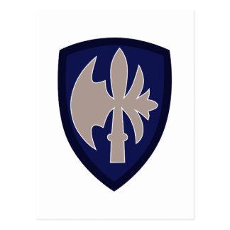 65.o División de infantería Tarjeta Postal