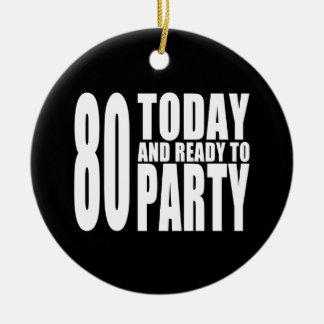 65.o Fiestas de cumpleaños: 65 hoy y aliste para Ornaments Para Arbol De Navidad