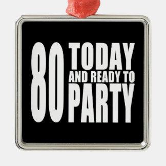 65.o Fiestas de cumpleaños: 65 hoy y aliste para Adornos De Navidad