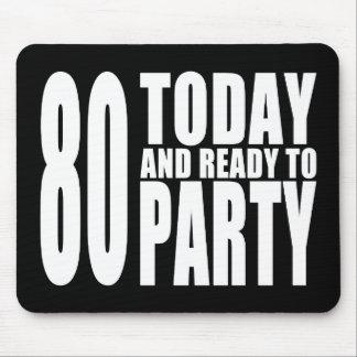 65.o Fiestas de cumpleaños: 65 hoy y aliste para i Alfombrillas De Ratones