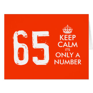 65.o La tarjeta de cumpleaños el | guarda calma qu