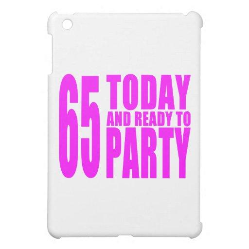 65.os cumpleaños de los chicas: 65 hoy y aliste pa