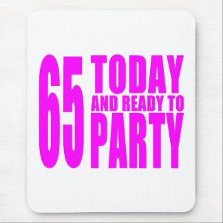 65.os cumpleaños de los chicas: 65 hoy y aliste pa tapetes de raton