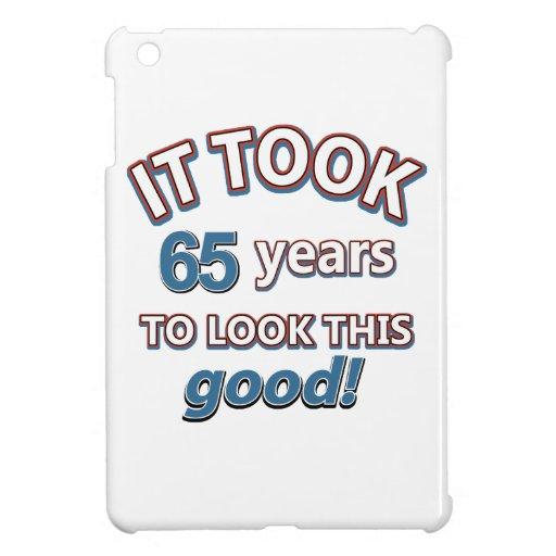 65.os diseños del cumpleaños del año