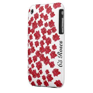 65 Roses I-Phone Case Case-Mate iPhone 3 Cases