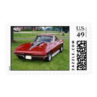 65 stingray stamp