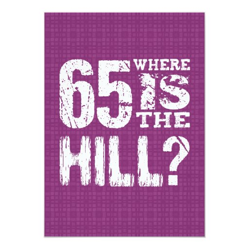 387+ Funny 65th Birthday Invitations, Funny 65th Birthday ...