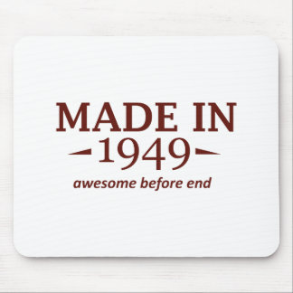 65 year design mouse pad