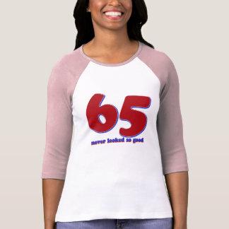 65 years tee shirts