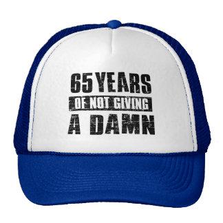 65 years trucker hat