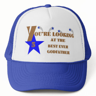65Best Ever 5-Star Godfather Cap