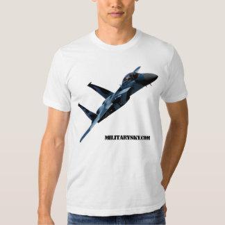 65th Aggressor Squadron F-15 Eagle Tshirt
