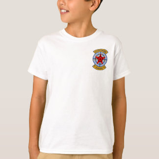 65th Aggressors Squadron Patch T-Shirt