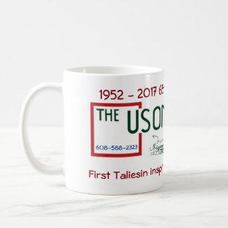 65th Anniversary Classic White Mug