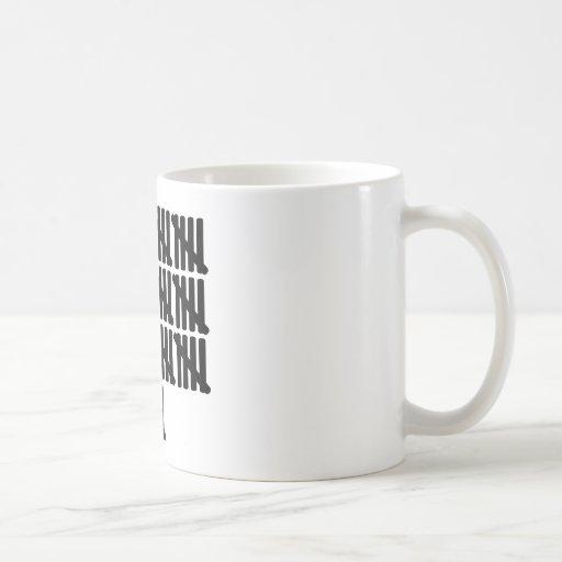 65th birthday classic white coffee mug