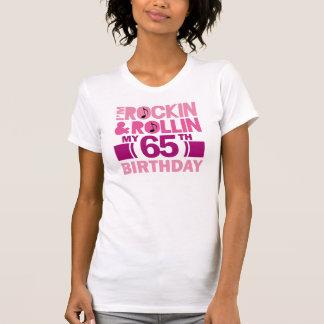 65th Birthday Gift Idea For Female T-shirt