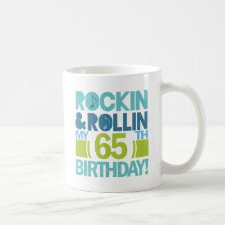 65th Birthday Gift Ideas Coffee Mug