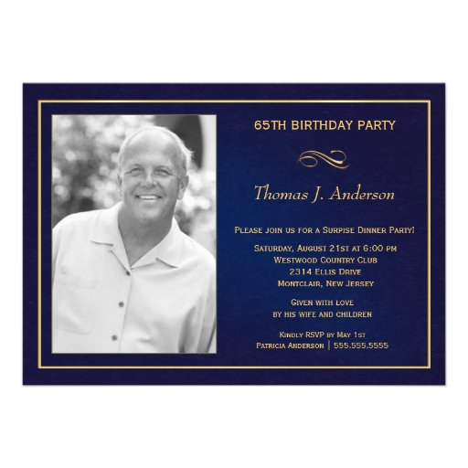 surprise party invitations templates