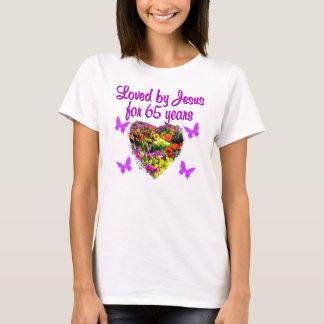 65TH BIRTHDAY RELIGIOUS T-Shirt