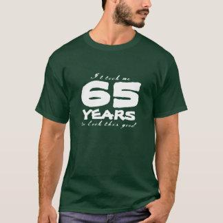 65th Birthday shirt | Customizable year number