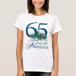 65th Birthday T Shirts